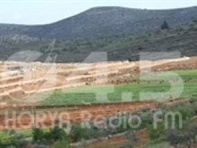 سلطات الاحتلال تصدر أوامر عسكرية للاستيلاء على أراضٍ في بيت لحم