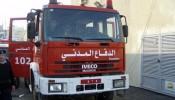 الدفاع المدني بالضفة: تعاملنا مع 60 حادث حريق وإنقاذ الجمعة