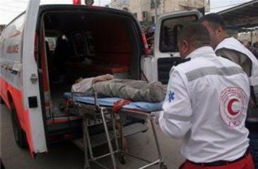 الخليل: استشهاد مواطن واصابة نجله بعد صدم مركبتهما من قبل جرافة عسكرية إسرائيلية