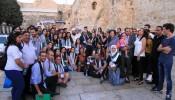 """""""الإحصاء"""" عشية اليوم العالمي للشباب: 1.16 مليون شاب وشابة في فلسطين"""