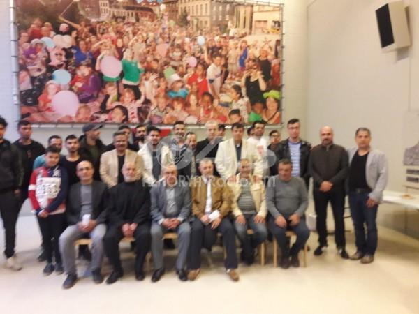 الجالية الفلسطينية ببلجيكا تُنظم لقاءً مفتوحًا لدعم الأسرى بمعركة الكرامة