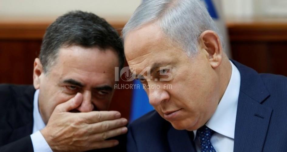 بالتنسيق مع أمريكا.. كاتس: الحكومة الجديدة ستقوم بضم الضفة إلى إسرائيل