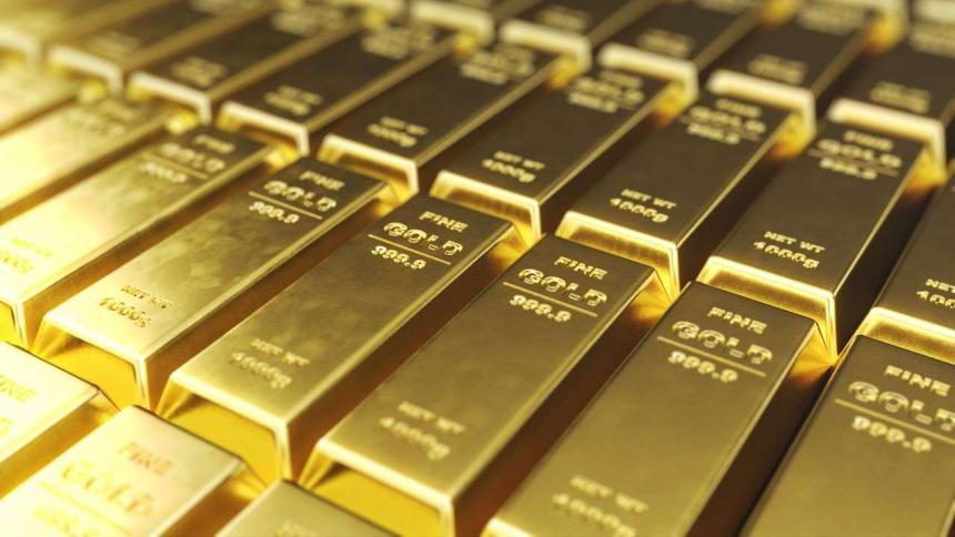 الذهب ينزل لأدنى مستوى في 2019 مع صعود الأسهم والدولار