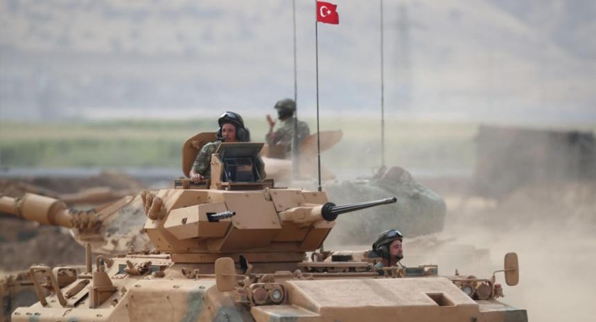مقتل 4 جنود أتراك في اشتباكات على الحدود مع العراق