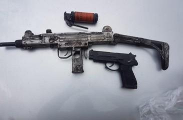 اسرائيل: نصف الأسلحة في المجتمع العربي مصنعة محليا