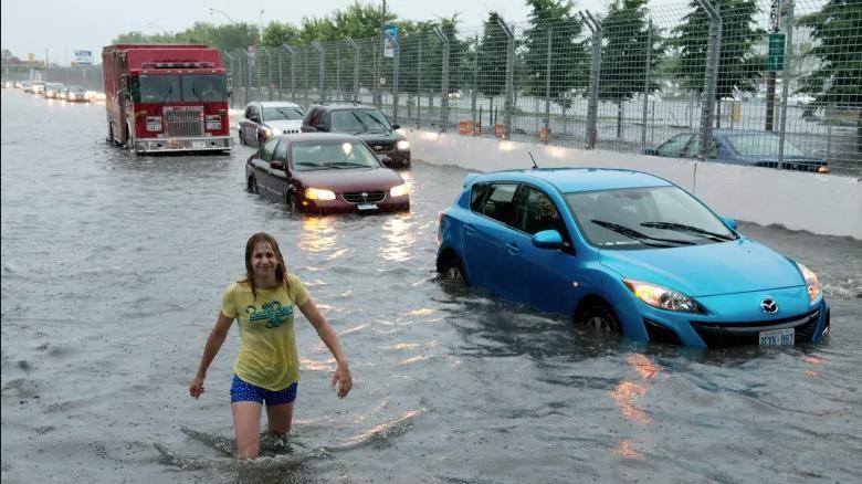 العاصمة الكندية تعلن حالة الطوارئ مع ارتفاع مستويات المياه