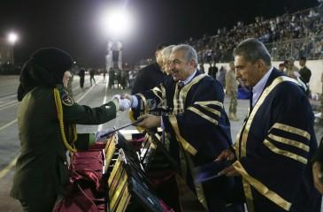 صور : أريحا - حفل تخريج الفوج السابع للبكالوريوس والاول للدبلوم في جامعة الاستقلال