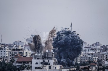 9.5 مليون دولار خسائر العدوان الإسرائيلي الأخير على غزة