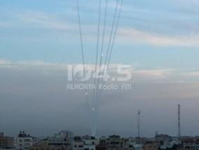 وزير اسرائيلي: إذا لم تضع حماس حدا لإطلاق النار فسنوسع الهجمات