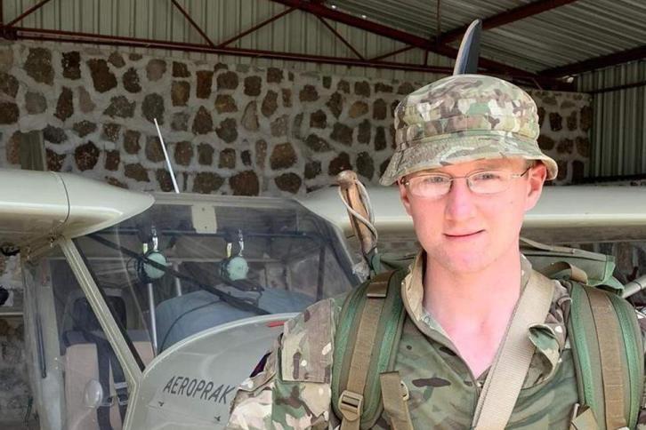 """جندي بريطاني يلقي """"نهاية مأساوية"""" داخل غابة أفريقية"""