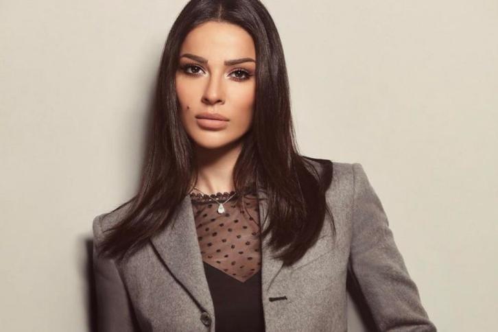 والد ممثلة لبنانية يظهر في مسلسلها الرمضاني
