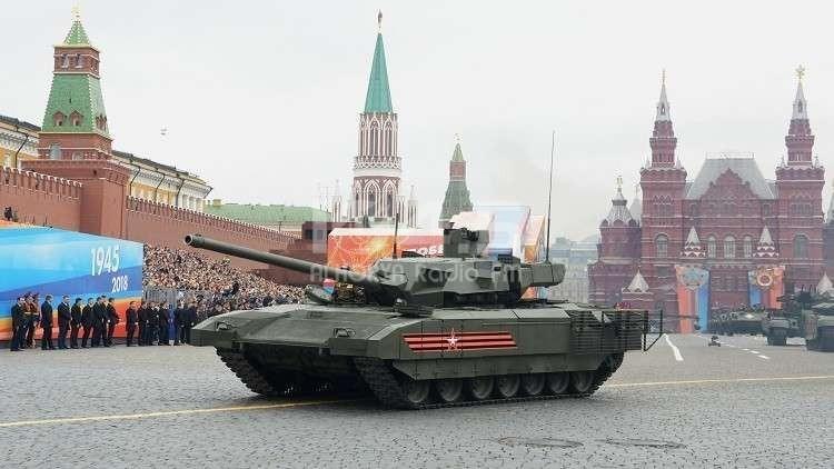 شاهد: أقوى الأسلحة الروسية