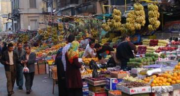 انخفاض مؤشر غلاء المعيشة خلال يوليو