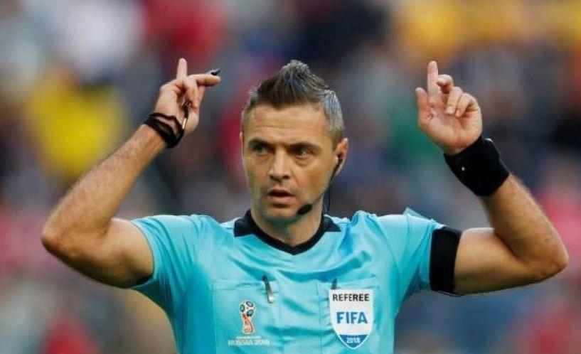 تكليف سكومينا بإدارة نهائي دوري أبطال أوروبا