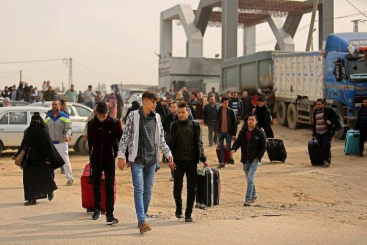 35 ألف فلسطيني هاجروا من غزة عام 2018
