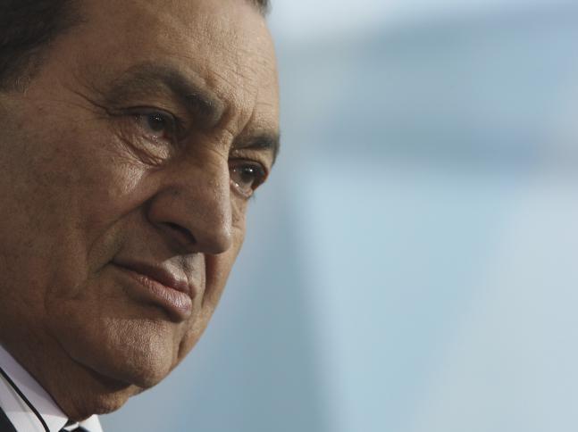 """مبارك: صفقة القرن """"كلام جرايد"""" وعلى العرب الاستعداد"""