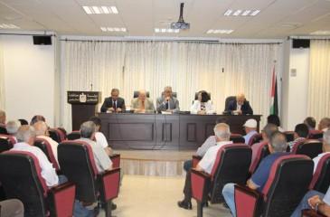 الحكم المحلي: إطلاق حزمة مشاريع لصالح المجالس القروية