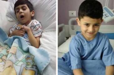 وفاة الطفل أمير زيدان بعد 3 سنوات من تعرضه لخطأ طبي
