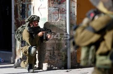 الاحتلال يغلق مداخل بيت فجار وسط عمليات تمشيط موسّعة