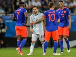 """بدلاء كولومبيا يُسقطون الأرجنتين في """"كوبا أميركا"""""""