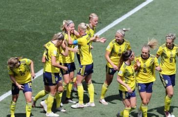 مونديال السيدات 2019: السويد والولايات المتحدة الاميركية الى ثمن النهائي