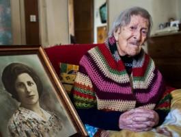 وفاة أكبر معمرة أوروبية في إيطاليا عن عمر 116 عاما