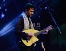 صور : عرض غنائي للفنان حمزة نمرة ضمن فعاليات مهرجان وين ع رام الله