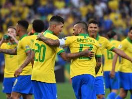 البرازيل تثأر من بيرو بخماسية نظيفة وتتأهل لدور الثمانية في كوبا أمريكا