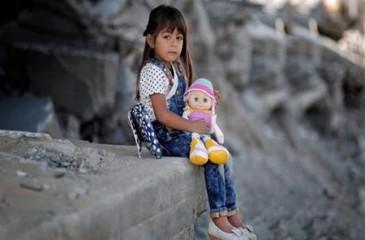 غزة: استشهاد 16 طفلا في النصف الأول من 2019