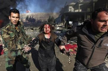 مقتل 6 أشخاص في هجوم انتحاري بشرق أفغانستان