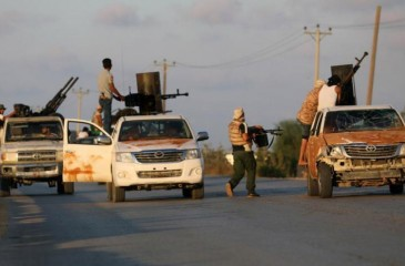 الصحة العالمية: ارتفاع عدد القتلى لاشتباكات جنوب طرابلس ليصل 1100 قتيل