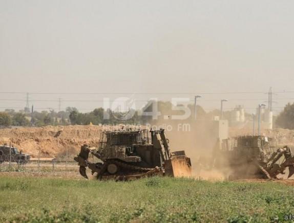 غزة: توغل إسرائيلي وإطلاق نار على نقطة رصد