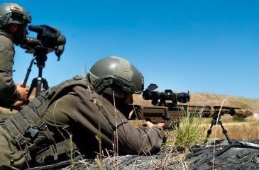 جنود الاحتلال تلقوا تدريبًا لتجريب سلاح جديد ضد متظاهرين غزة
