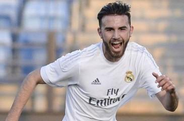 ريال مدريد يجدد إعارة مايورال إلى ليفانتي لموسم إضافي