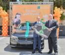 مدخر من نابلس يفوز بسيارة (BMW 520) الأولى من بنك القاهرة عمان