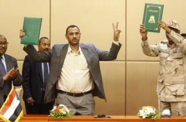 الإمارات ترحب بالاتفاق على الوثيقة الدستورية في السودان