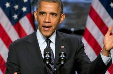 أوباما يدين لغة تطبيع العنصرية