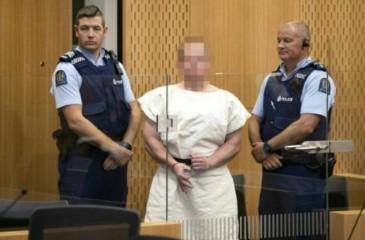 اعتذار إدارة السجون بعد إرسال سفاح نيوزلندا رسالة كراهية من السجن