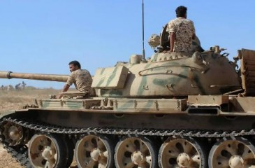 قوات حكومة الوفاق تعلن إحرازها تقدما عسكريا جنوب طرابلس