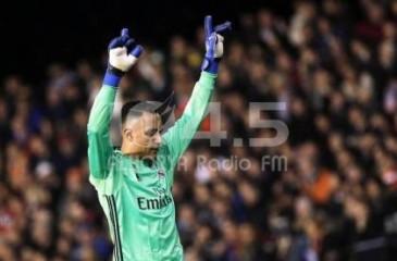 ريال مدريد يحدد سعر نافاس