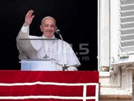 تعطل المصعد ببابا الفاتيكان 25 دقيقة وتدخل رجال الإطفاء لإخراجه