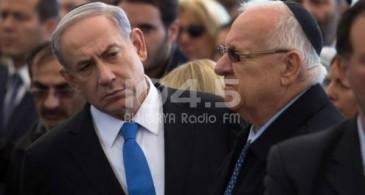 الرئيس الاسرائيلي سيلجا للعفو عن نتنياهو