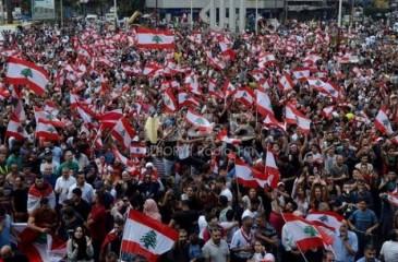 واشنطن: ندعم حق اللبنانيين في التظاهر السلمي