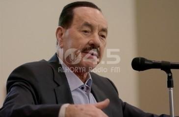 وفاة الاعلامي أحمد عبد الرحمن مستشار الرئيس الراحل ياسر عرفات