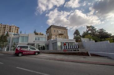 أوفتك فلسطين تنتهي من تأثيث شركة بيسان للمساهمة المحدودة