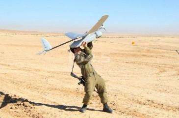 إصابات كورونا بوحدة الطائرات الإسرائيلية المسيرة المتاخمة لقطاع غزة