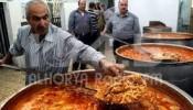 زيادة الطلب على تكية الحرم الإبراهيمي في رمضان بظل كورونا
