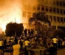 تظاهرات ليلية بلبنان وسط دعوات للإضراب العام