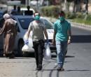 وفاة و 106 إصابة جديدة بكورونا في غزة