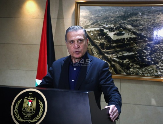 أبو ردينة: القدس والقرار المستقل ومنظمة التحرير هي خيارات وطنية واختبار للآخرين